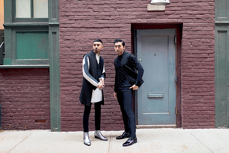 """Kunal's latest launch, Bennie & Clyde, is all about """"multi-functional outfits""""."""