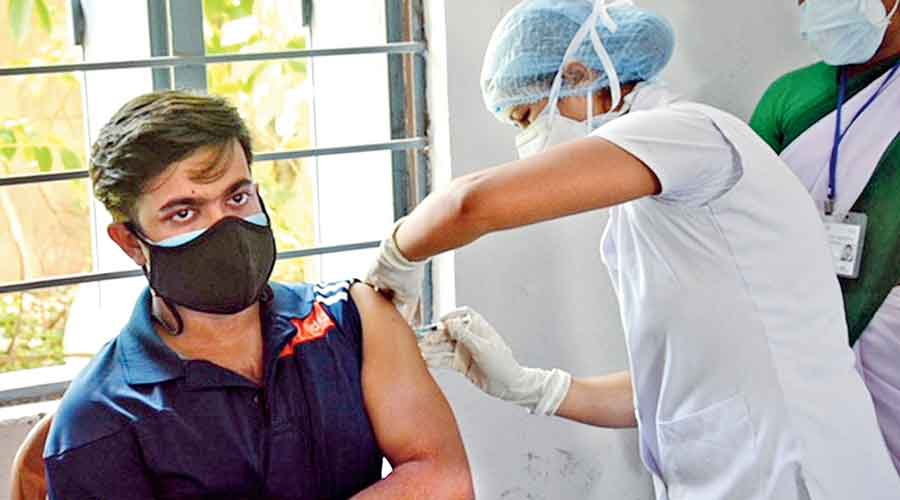The national average of vaccine wastage is around 6.3 per cent.