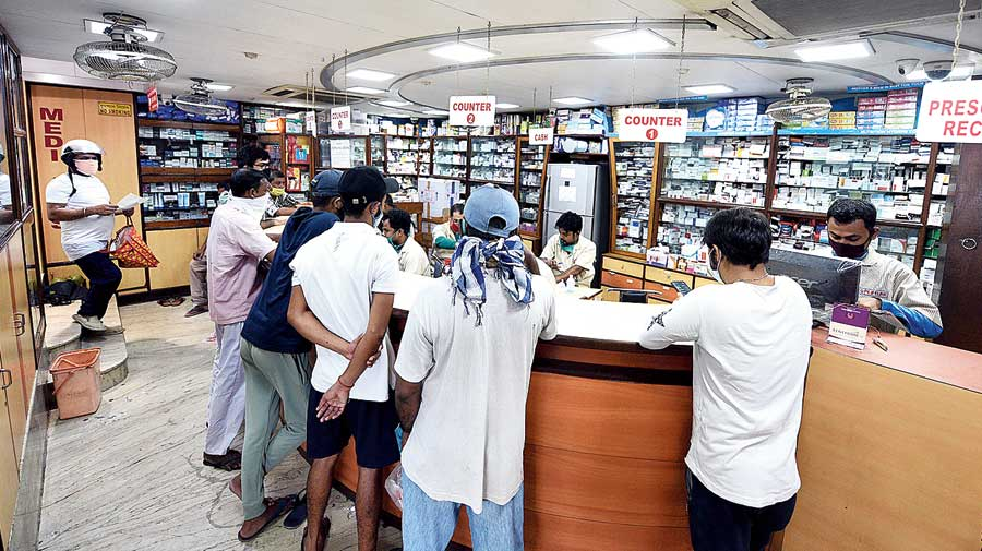 The study, published in the journal PLOS Medicine, analysed monthly sales of all antibiotics in India's private health sector from January 2018 through December 2020.
