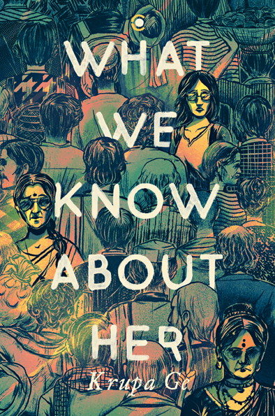 What We Know ABout Her; Context ( Westland Books); Rs 499