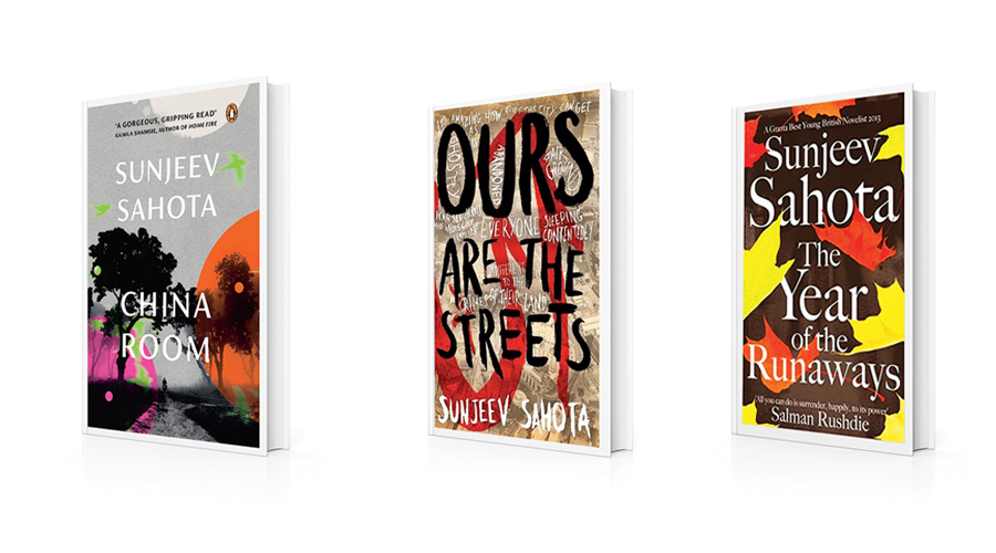 China Room releases tomorrow. It's Sahota's third novel after Ours Are The Streets (2011) and The Year Of The Runaways (2015)