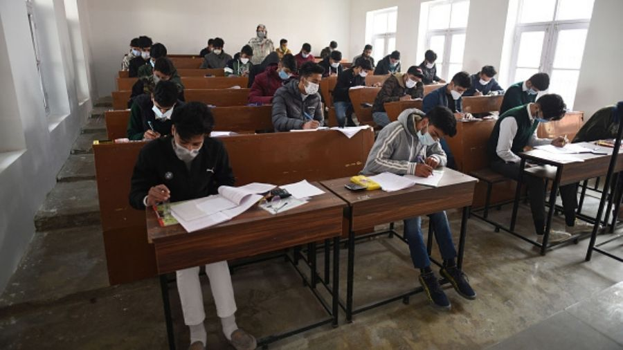 August could be a likely month for holding exams, and the whole process is likely to go on till end September, the board said.