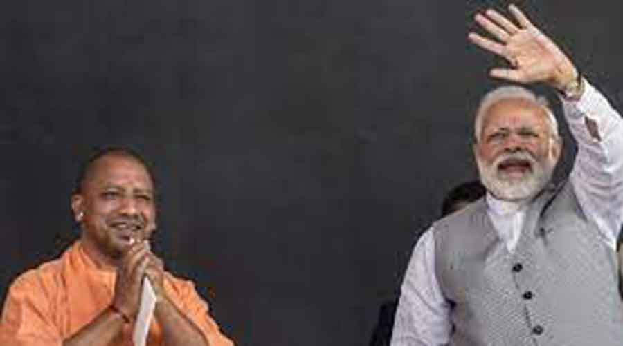 BJP focus on UP election