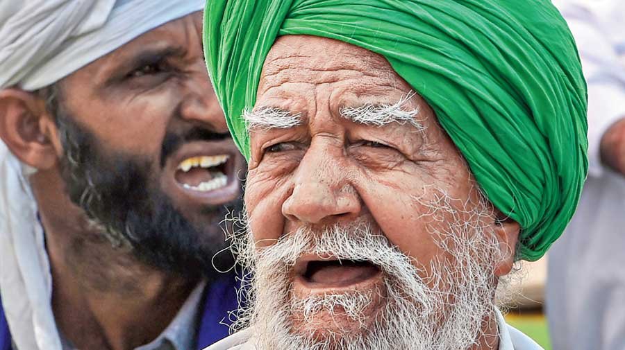 Farmers' unions said they will hold a 'Kisan Parliament' at Jantar Mantar during the monsoon session and 200 protesters from the Singhu border will attend it every day from July 22.