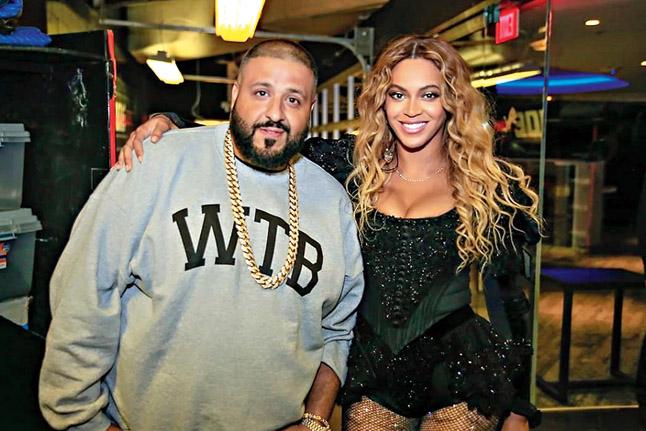DJ Khaled's new album, Khaled Khaled, is bouncy and inspirational.