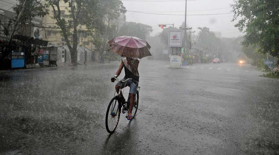 Heavy rainfall has triggered fears of flash floods with the administration gearing up to tackle the threat.