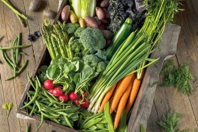 Patients recovering from Covid should add seasonal fruits and vegetables to their diet