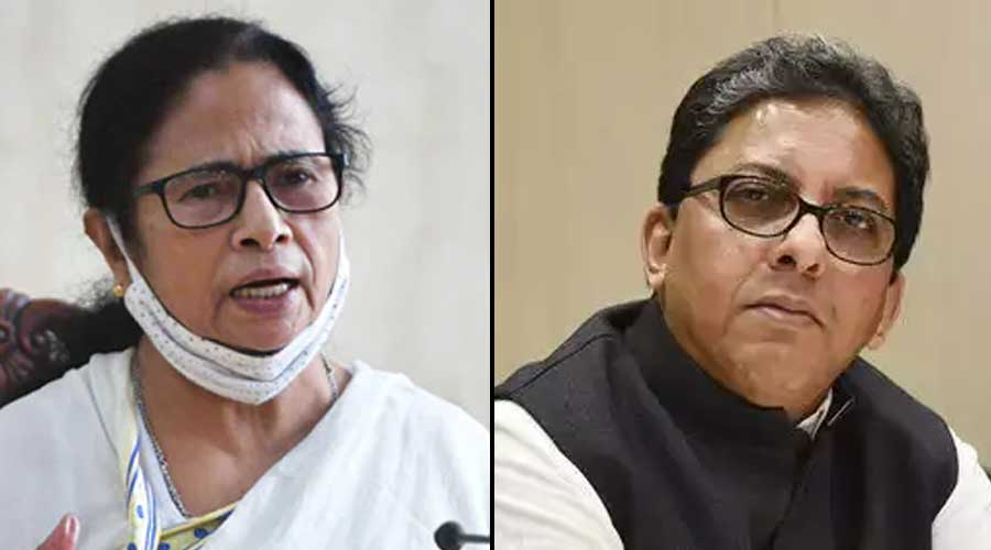 The Centre, in a surprise move, had on May 28 night sought Bandyopadhyay's services and asked the state government to immediately release the top bureaucrat.