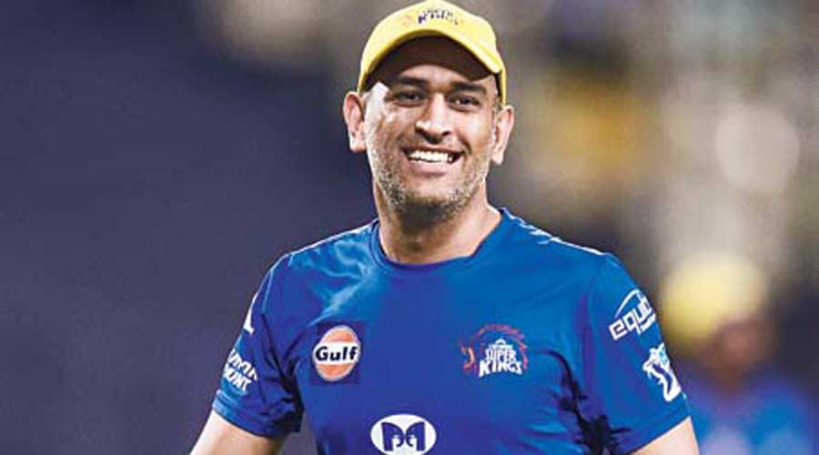 A cricketer who always dresses classy: MSD (Mahendra Singh Dhoni)