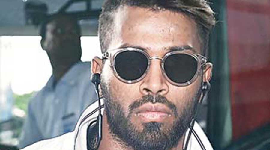 A cricketer with a wacky sense of fashion: I think Hardik (Pandya) is open to trying a lot of different things, and it works