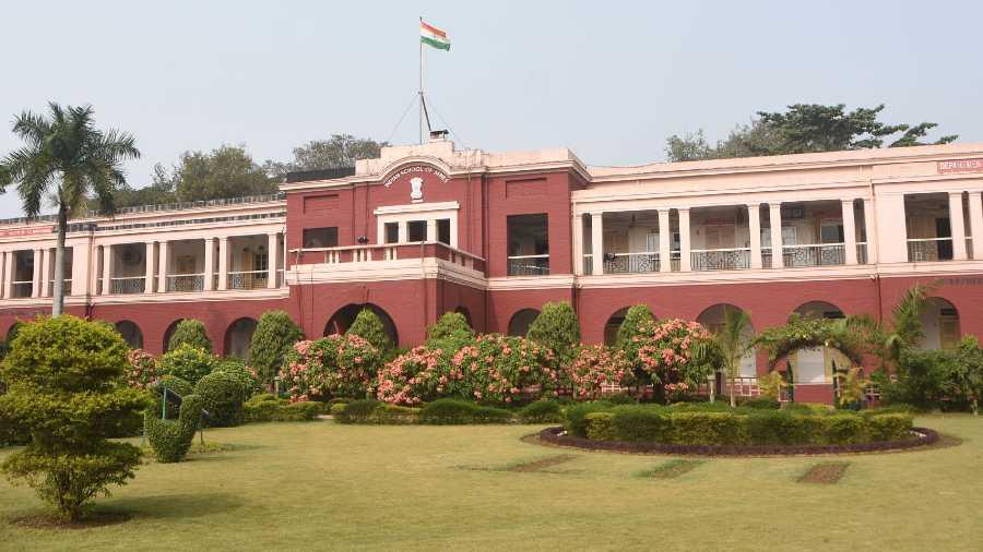 IIT (ISM) Dhanbad on Wednesday.