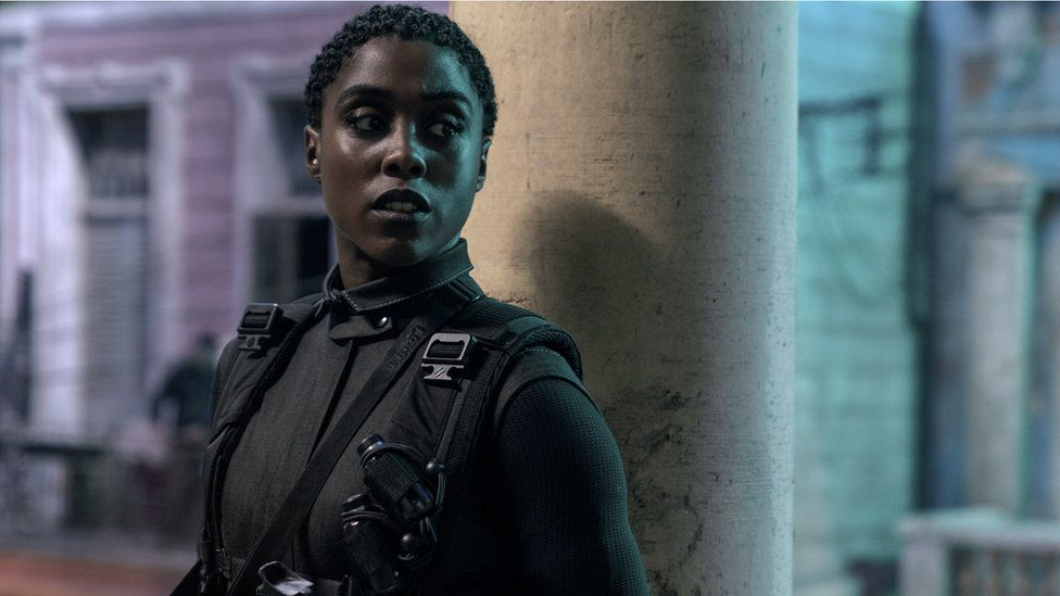 The most recent Bond film, No Time to Die, has cast a black woman in the role of 007 — Bond's code number before he retired from MI6.