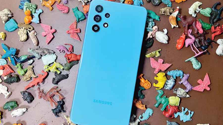 Excellent set of snappers make Samsung Galaxy M32 5G the 'boss' budget phone.