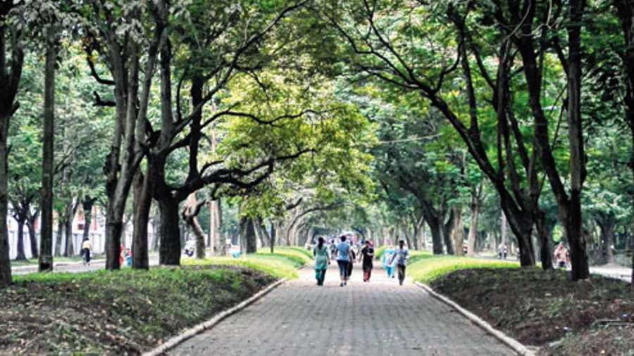 Joggers Park, Jamshedpur