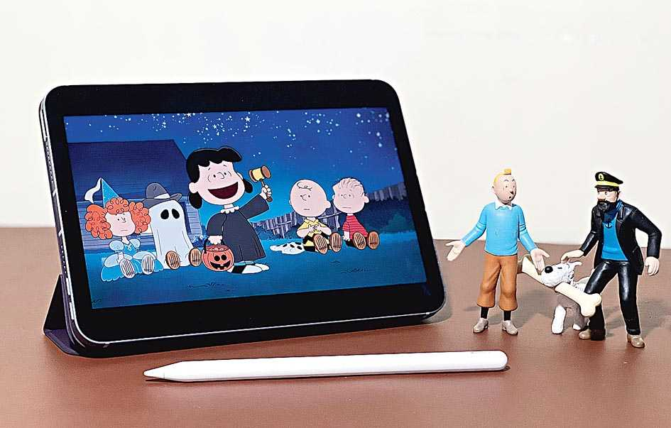 The iPad Mini is a great device to consume content on