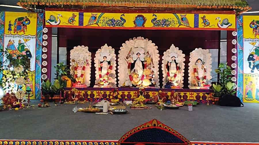 Durga Puja in Singapore