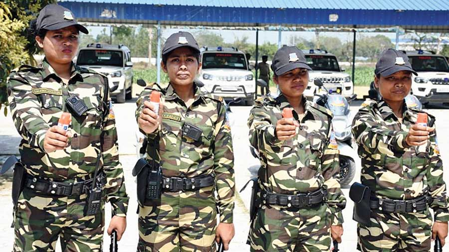 The squad, which will be engaged in patrolling, will move in two-member groups on two-wheelers to curb crimes against women.