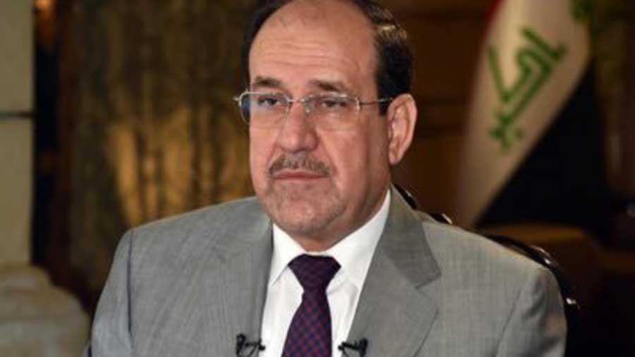 Nouri al-Maliki.