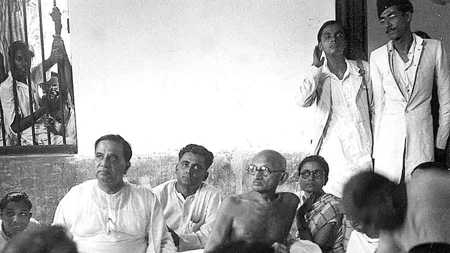 Why am I offering this reflection on that email through The Telegraph? Because Calcutta was where the first day of Independence-cum-Partition found my grandfather, Mohandas Karamchand Gandhi. Calcutta was also where, in the first week of September 1947, Gandhi fasted for fraternity among Hindus and Muslims. Again, Calcutta was where, during that same week, the young lives of Sachin Mitra and Smritish Banerjee were extinguished because they protected sisters and brothers from the 'other' community.