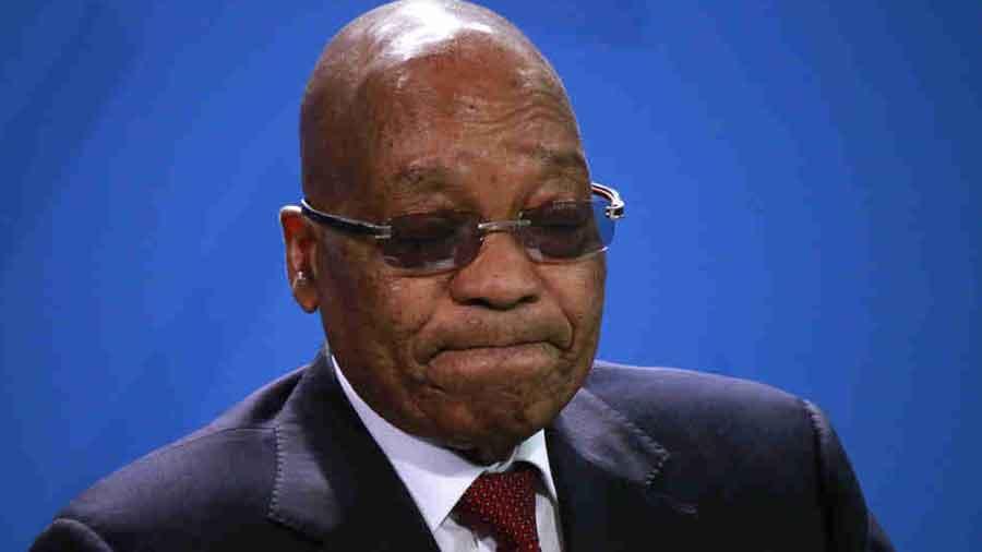 Jacob Zuma.