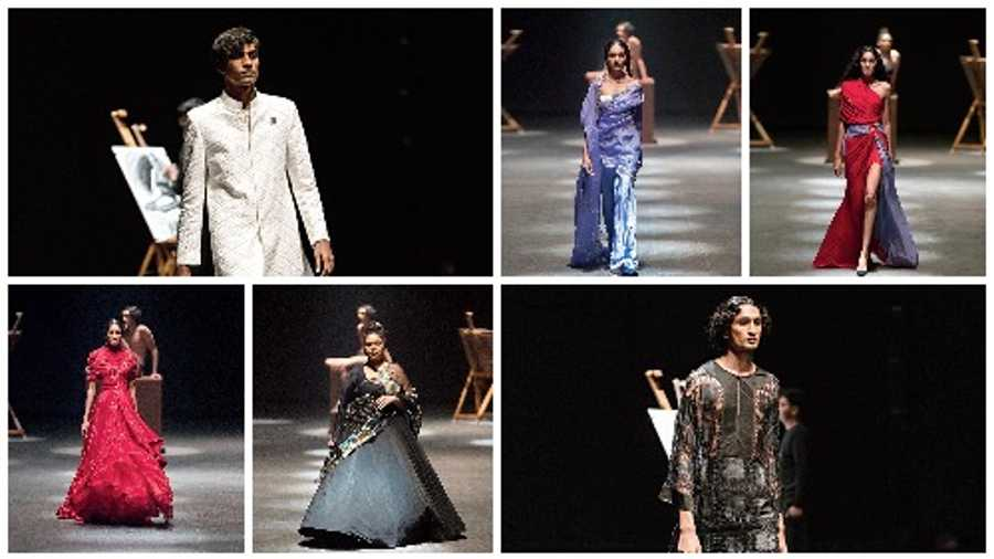 Fashion Designers Shivan & Narresh make an audacious foray into couture