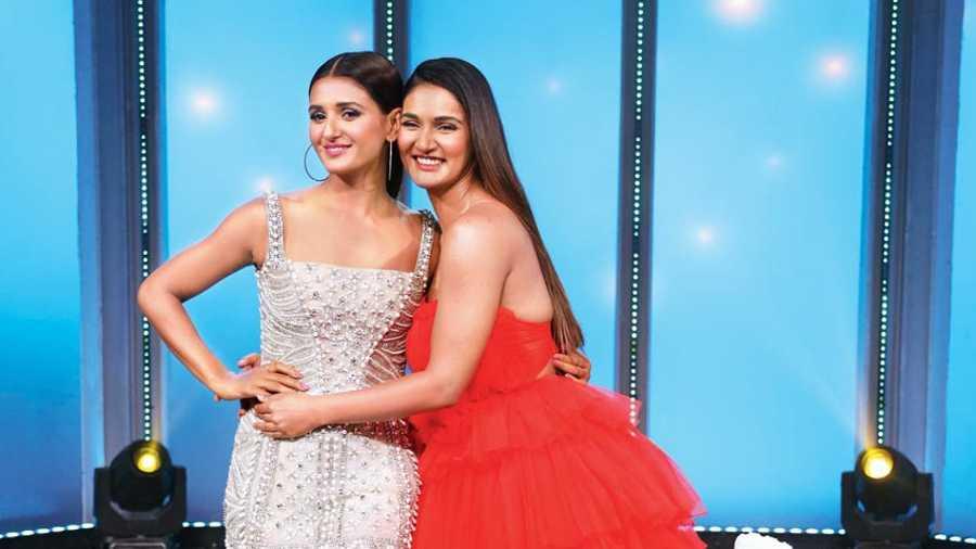Shakti and Mukti Mohan in Dance With Me Season 2