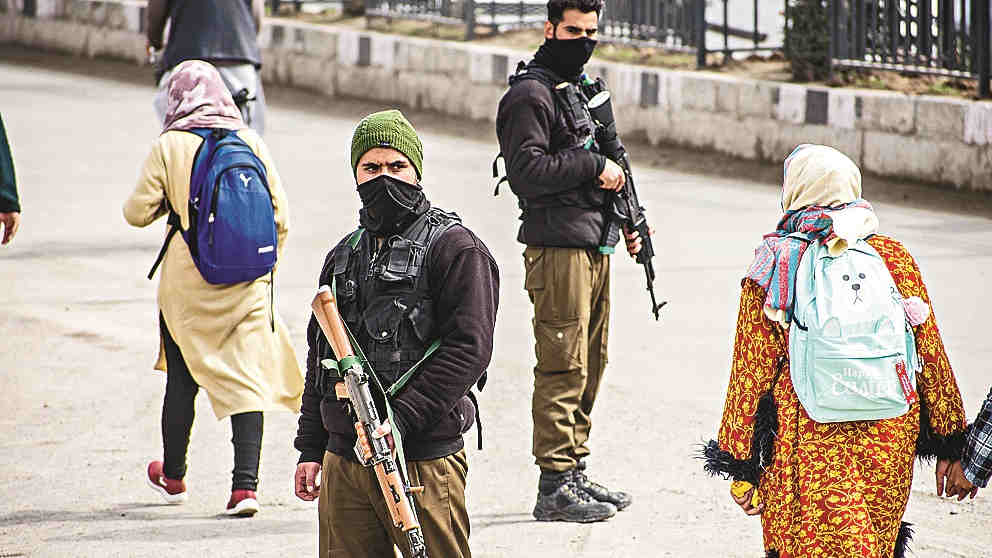 Another side of integrated Kashmir