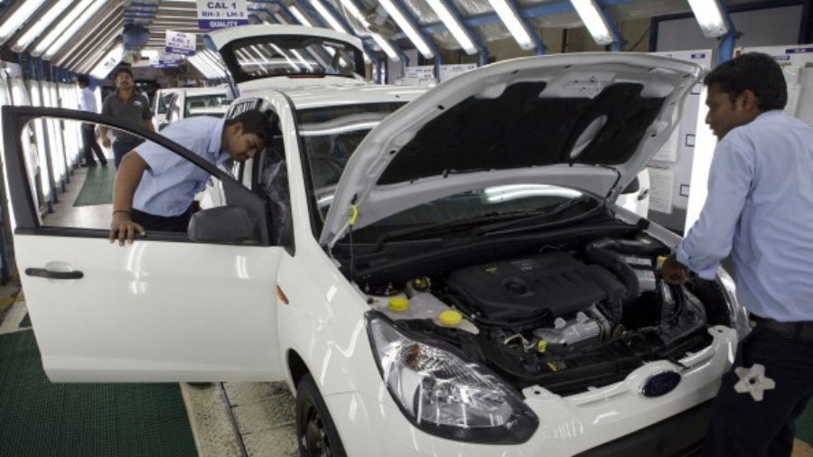 Ford to stop manufacturing cars in India, says report
