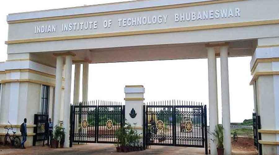 IIT Bhubaneswar.