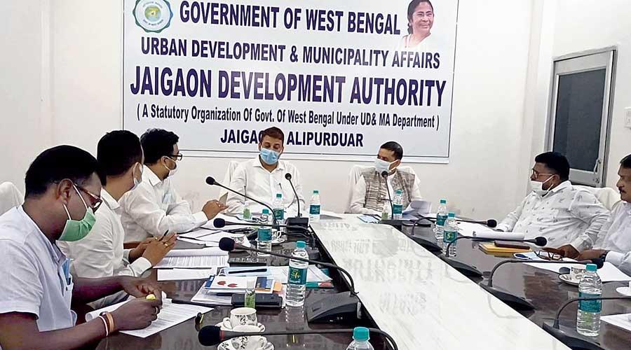 Revamp plans for Jaigaon drawn up by Jaigaon Development Authority