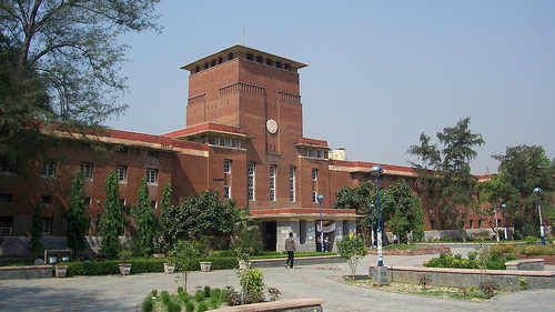 Yogesh Singh, vice-chancellor of the Delhi Technological University, is the frontrunner to become vice-chancellor of Delhi University