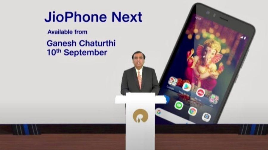 JioPhone launch pushed back