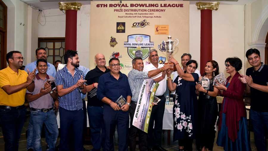 Local Sport Sixth edition of Royal Bowling League comes to a royal close at RCGC