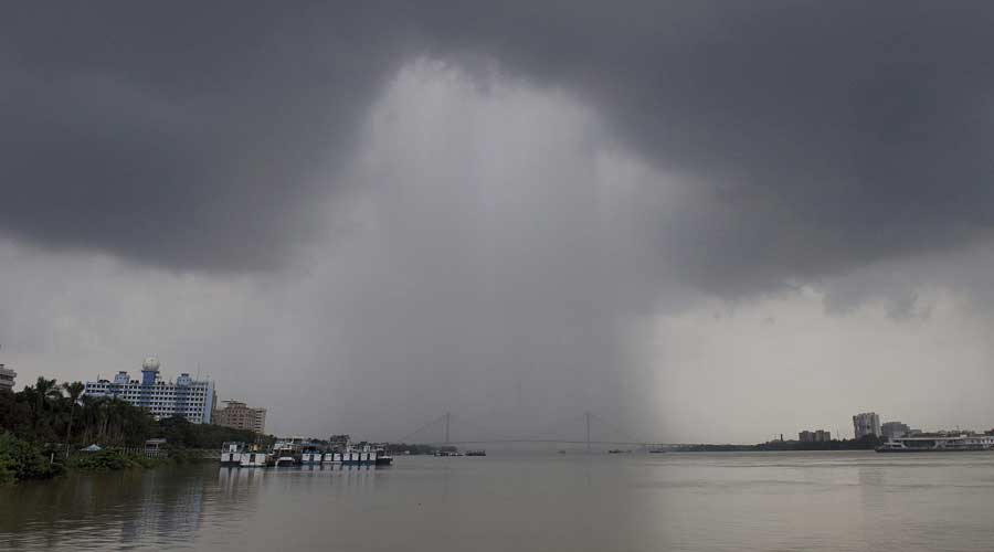 Rainfall Kolkata Weather update: Shower forecast  after fresh low pressure over the Bay of Bengal