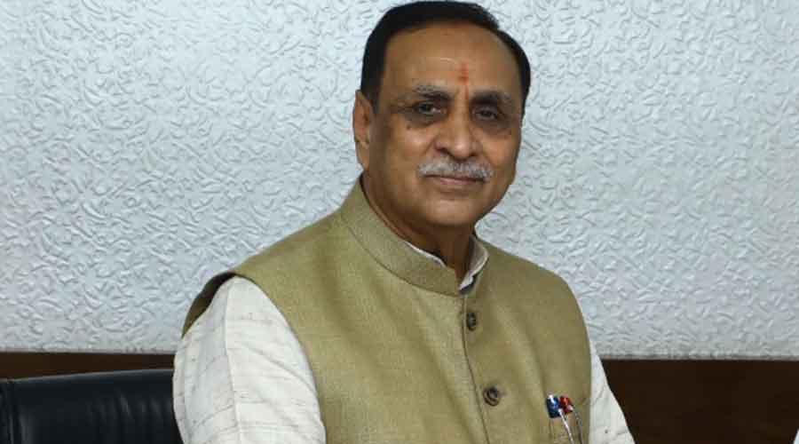 Vijay Rupani.