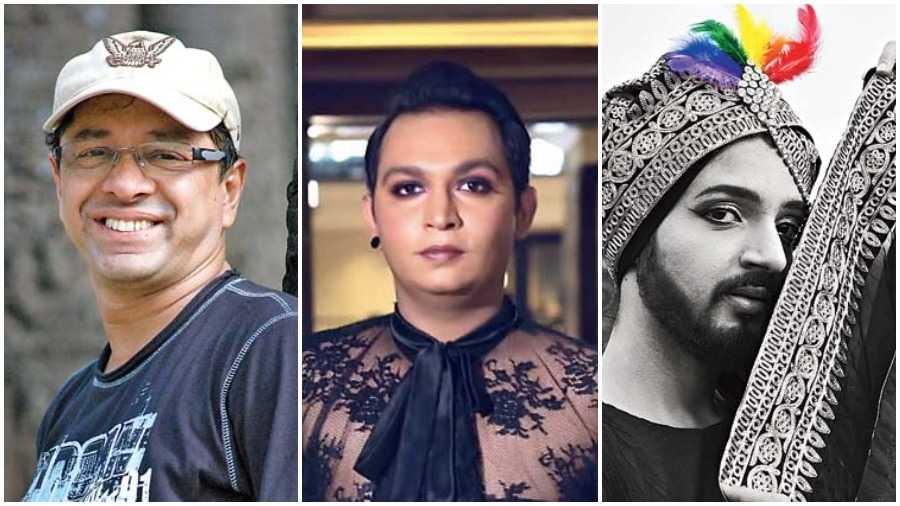 (L-R) Sridhar Rangayan, Renil Abraham and Smitin Bhosale