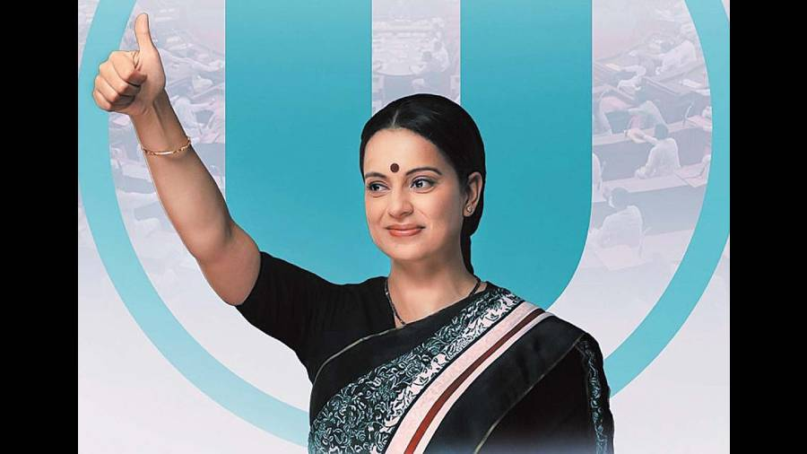 Film Review: Thalaivii functions best as an entertainer