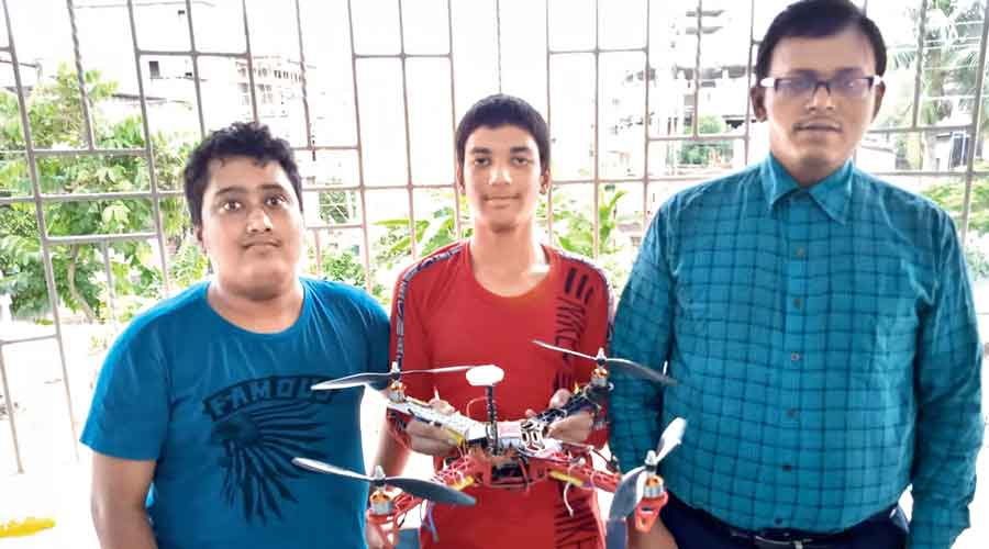 differently-abled Drone come true for special students