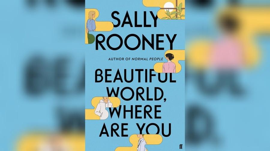 Sally Rooney's third novel