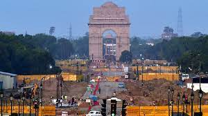 As per information, over 50 acres, vacated near South Block, will be used to develop the