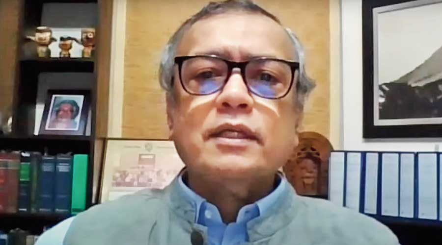 Advocate Soumendra Nath Mookherjee was appointed as the new advocate-general of Bengal