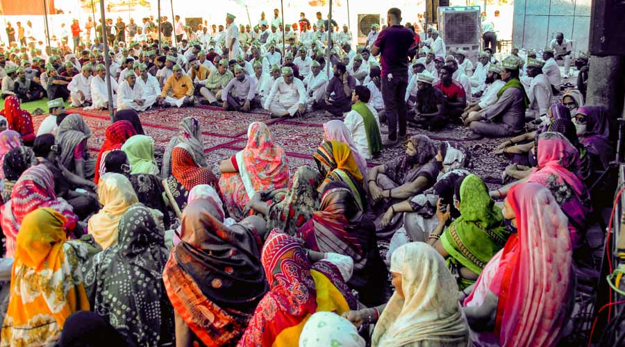 Farmers demand repeal of three central farm laws in Kisan Sansad at Jaipur