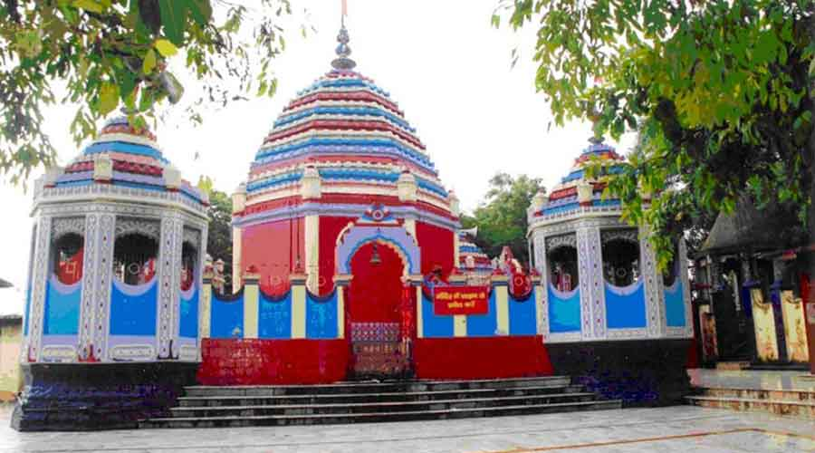 Rajrappa temple prasad now at your doorstep through speed post