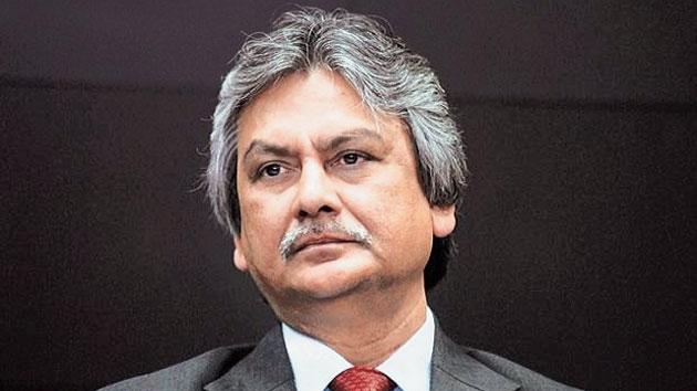 RBI deputy governor Michael D Patra.