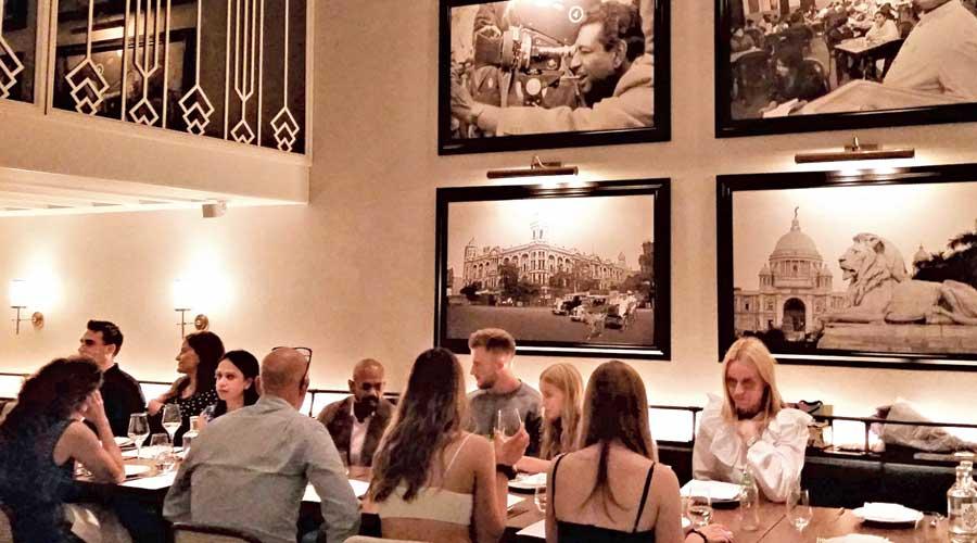 The Chourangi restaurant in London