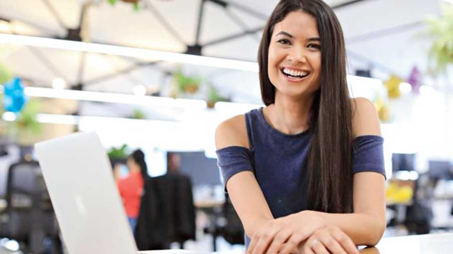 Melanie Perkins is the co-founder and CEO of Canva.