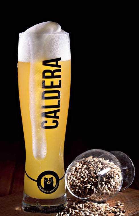 Craft beer: Caldera