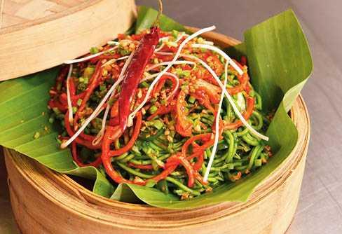 Grub: Gymkhana noodles