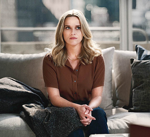 Reese Witherspoon stars as Bradley on the show