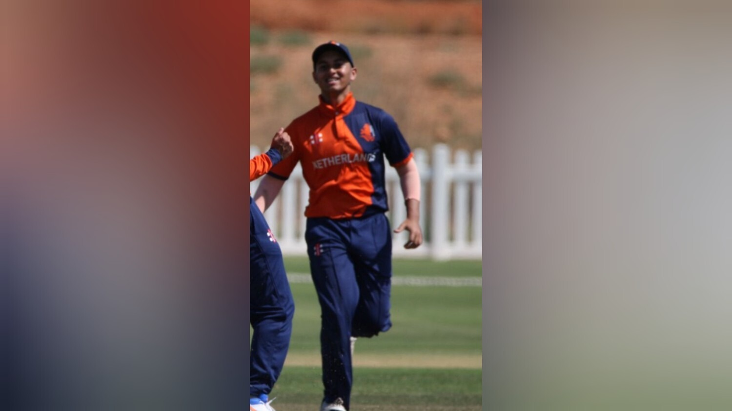 Dasgupta has been playing for VRA, Amsterdam, and the Under-19 Dutch Cricket team